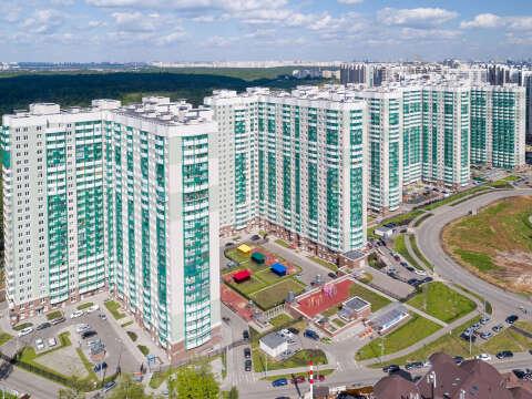 Новые «Изумрудные холмы» Квартиры в новых корпусах от 3 млн